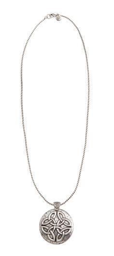 Grace Adele Avalon Medallion necklace