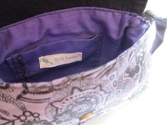 elegant shoulder bag with adjustable strap by sofiapaseka on Etsy, $48.00