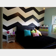 My chevron walls