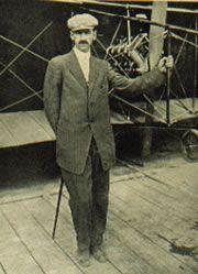 American aviaton pioneer and aircraft manufacturer, Glenn Hammond Curtiss was born 21/5 1878.