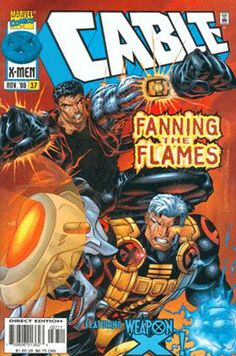 ian churchill - Cable | Cable Vol 1 37 - Marvel Comics Database