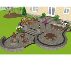 Quality Landscape Management for Every Budget Call Black River Landscape Management specializes in landscape and garden design, and the creation ofbackyard hardscapes in New Jersey. We also offer lawn maintenance and snow removal services. Lawn Maintenance, Removal Services, New Jersey, Garden Design, Management, Patio, River, Landscape, Projects