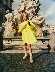 ZARA - #zaraeditorial - NIÑA - NEON TONES - Editorial Zara Kids, Fashion Kids, Pretty People, Beautiful People, Zara Portugal, Zara Outfit, Girl Trends, Mom Daughter, Zara United States