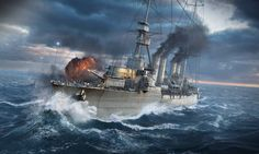 Crucero ligero clase Omaha. La mejor colección de láminas militares en http://www.elgrancapitan.org/foro