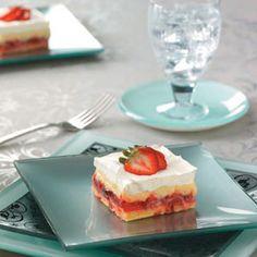 Potluck Strawberry Trifle Recipe