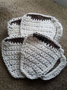 Check out this item in my Etsy shop https://www.etsy.com/listing/484640761/crochet-coffee-mug-coaster