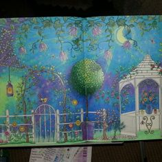 Johanna Basford | Picture by Laura Hildebrand | Colouring Gallery