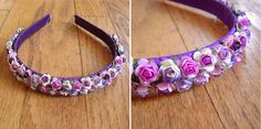 Make This - FlowerHeadband - Luxe DIY - How Did You Make This?