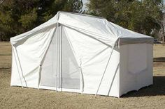 Canvas Wall Tent 646 $550.00