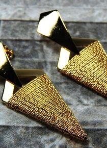 Aros egipcio dorado Cufflinks, Accessories, Gold, Jewelery, Egyptian, Wedding Cufflinks