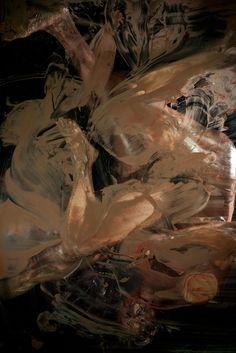 Szirtes János: Éjfél IV. / Midnight IV., 2014, 105 x 70 cm, inkjet, alu-dibond lemez / inkjet print on alu-dibond sheet