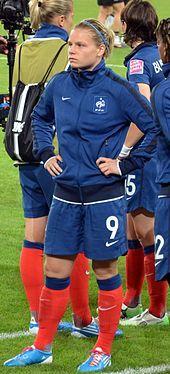 Eugénie Le Sommer – Olympique Lyon