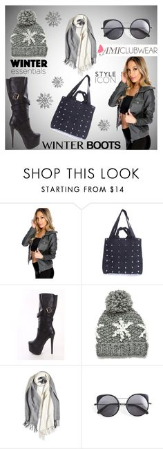 """""""Amiclubwear"""" by smasy ❤ liked on Polyvore featuring Wood Wood"""