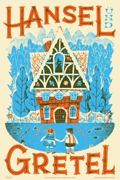 Fairy Tale Illustrated Art Print Series from Familytree