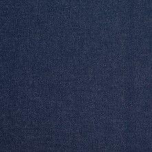 Bright Navy Cotton Denim
