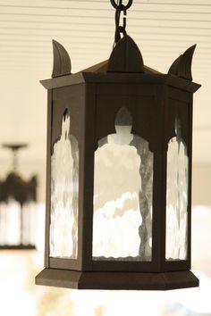 Custom Exterior Hanging Lantern