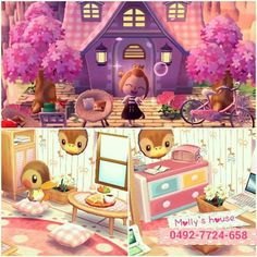 Happy Home Designer, Cute Comics, New Leaf, Jouer, Animal Crossing, Toy Chest, House Design, Drawings, Animaux