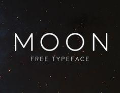 Moon Free Typeface