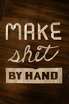 typography, craft, 3D, paper