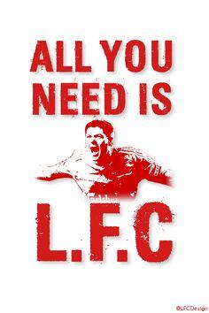 ♠ #LFC #Artwork Liverpool Fc Team, Stevie G, Premier League Soccer, Uefa Super Cup, This Is Anfield, Best Football Team, European Cup, You'll Never Walk Alone, Steven Gerrard