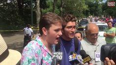 Blast hits New York's Central Park