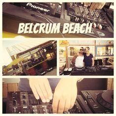 Draaien bij Belcrum Beach!