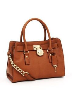 Michael Kors Hamilton #satchel #handbag