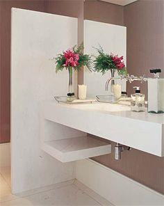 Decoração de Lavabos | Acervo de Interiores