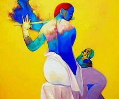 Rajee Sood: Art by Buwa Shete ...