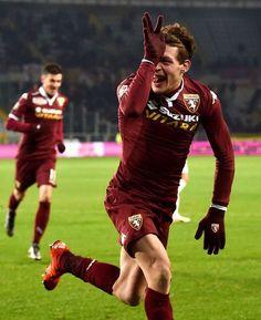 Andrea Belotti - Torino FC v Bologna FC - Serie A