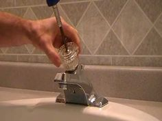 Photo Gallery For Photographers How to replace repair a leaky moen cartridge in a bathroom set of faucets