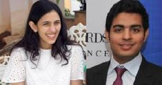 Mukesh Ambani and Nita Ambani's eldest son, Akash Ambani is getting married to Shloka Mehta, daughter of Russell Mehta, as per rumours.