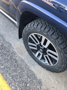 Lifted 4runner For Sale >> 275-55-20 BFG AT KO2 on a 4Runner Limited | Truck mods | 4runner limited, Truck mods, Toyota ...