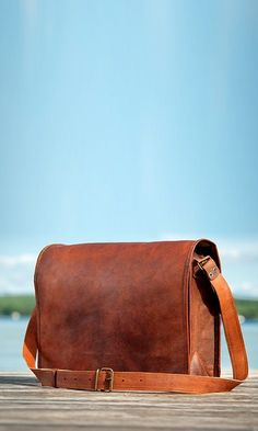 Bros. Leather Supply Co - Messenger Bag - Father's Day Gift Idea