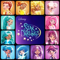 star darling is beautiful beaceause a love it sage leona libby sarcet astra piper clover adora tessa cassia vega and lady sittley and mia emma anderwa steapaina oliva Girly Drawings, Cartoon Drawings, Glitter Lucky, Drawing Stars, Hippie Painting, Star Darlings, Doodle Art Designs, Disney Princess Frozen, Disney Artwork