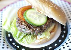 Pilzburger   Eat Live & Love