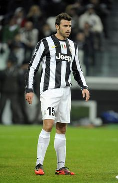 Andrea Barzagli of Juventus FC during the UEFA Champions League Group E match between Juventus and Chelsea FC at Juventus Arena on November 20, 2012 in Turin, Italy.