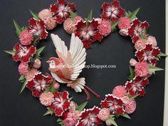 Papir Kaleidoscope: Srce Valentinovo