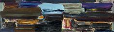 Pete Hoida Sohbrach Acrylic on Canvas 66 x 231cm