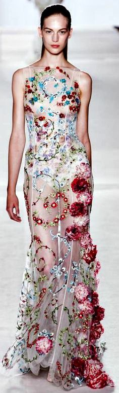 Giambattista Valli Haute Couture Autumn 2013