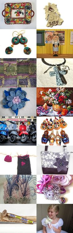 Patchwork by Gail on Etsy--Pinned+with+TreasuryPin.com