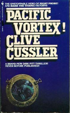 Pacific Vortex! (Dirk Pitt, #6)