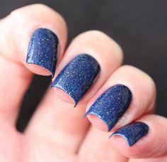Regal Sea Goddess - 10 ml handmade nail polish