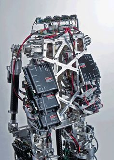Designing a firefighting humanoid robot - Electronic Products