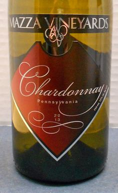 Pennsylvania (Mazza Vineyards Chardonnay)