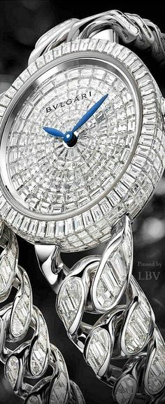Bvlgari ♥✤Elegance beauty bling jewelry fashion