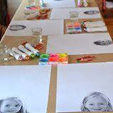 "Homeschool art - what does your imagination look like "" Kindergarten Art, Preschool Art, Process Art Preschool, Toddler Activities, Preschool Activities, Projects For Kids, Crafts For Kids, Children Art Projects, Family Art Projects"