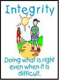 Unofficial motto of the Student Coalition for Academic Integrity (SCAI)? I think so. Integrity Quotes, Honesty And Integrity, Proverbs 20, Book Of Proverbs, Life Poster, Motivational Quotes, Inspirational Quotes, Do What Is Right, Losing A Dog