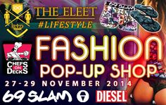 For more info visit: http://theeleet.com/pop-up-fashion-sale/