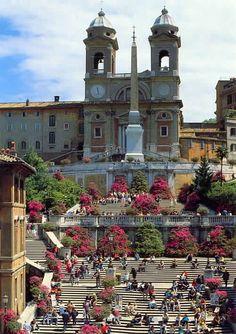 Piazza de Espanha-Roma